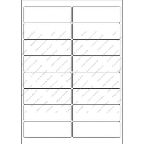 A4 label Sticker Paper ST16A4100,16 Label -25pcs pack