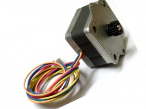 Control stepper motor by Arduino