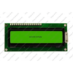 LCD Display Module 16x2 Character 162G Large