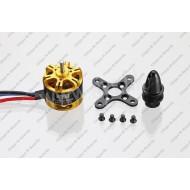 Brushless Motor 2208 KV1400 Outrunner