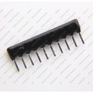 Resistance Network  4.7K ohm - 10 Pin