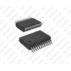 5460A Single Phase, Bi-directional Power/Energy IC