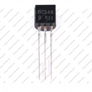 Transistor BC548 NPN TO-92 Plastic Package