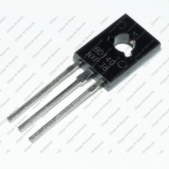 Transistor BD140 PNP SOT-32 Plastic Package