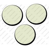 Board Grip Round Stickers