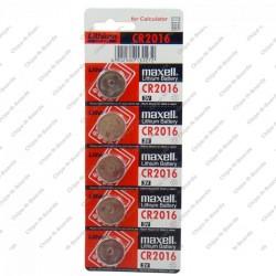 Li-ion Coin Cell Lithium Battery CR2016 - 3V