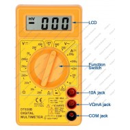 Digital Multimeter - DT830
