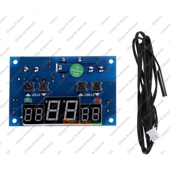 Digital thermostat temperature controller regulator  XH-W1401-12