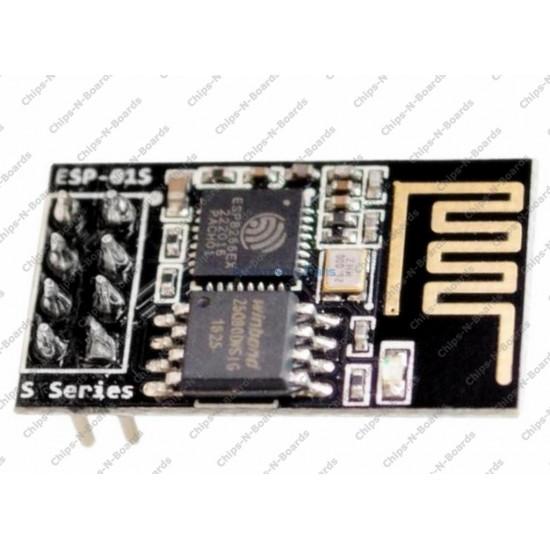 ESP-01-ESP8266 WIFI Module