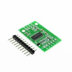 HX711 Dual-Channel 24 Bit Precision A/D weight Pressure Sensor