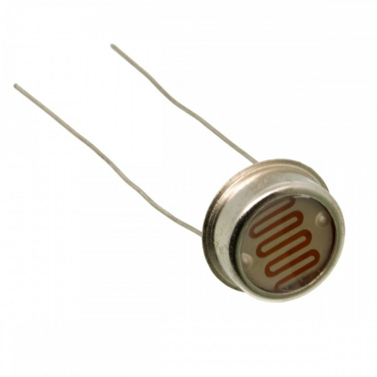 LDR Photo Resistor - Light Dependent Resistor