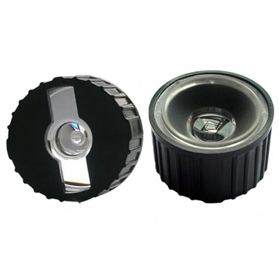 Lens and  Holder for 1W 3W bead LED