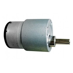 Geared Motor Metal Body Side Shaft