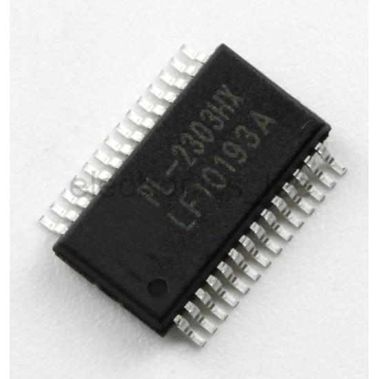 PL2303HX USB-to-Serial Bridge Controller