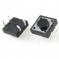 Switch Pushbutton Tactile-Micro Switch - 12mm