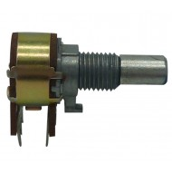 Rotary Potentiometer Dual Deck -Metal Shaft Variable Resistance
