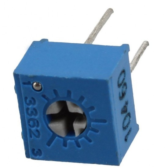 Potentiometer Trimpot 10K ohm-Variable Resistance- 3362 Package