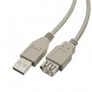 USB Male - Female Extension Cable