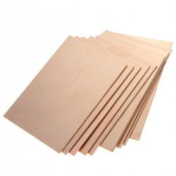 PCB Plain Copper Clad - Paper Phenolic -Single Sided