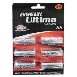 Eveready Ultima Alkaline AA Cell Battery-1 Pc
