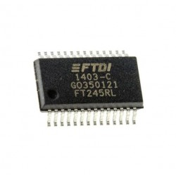 FT245RL - USB to Parallel FIFO Interface SMD
