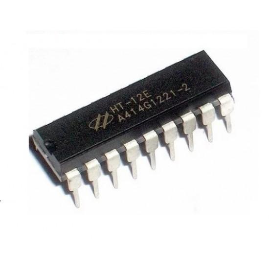 HT12E - Encoder IC for RF Modules