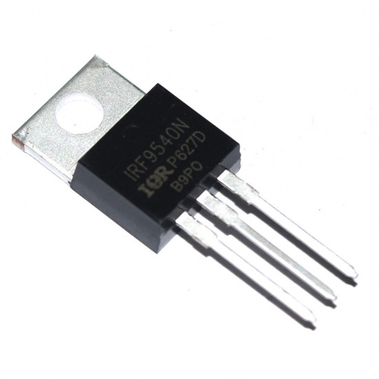 IRF9540N MOSFET P-Channel Power MOSFETs