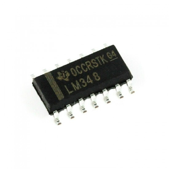 LM348 - Quad 741 Op Amps SMD Package