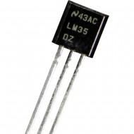 LM35D-Temperature Sensor