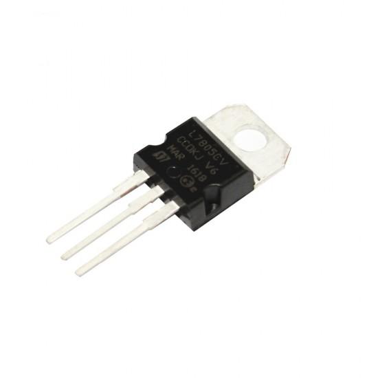 LM7808 - 8V Positive Voltage Regulator