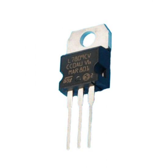 LM7809 - 9V Positive Voltage Regulator