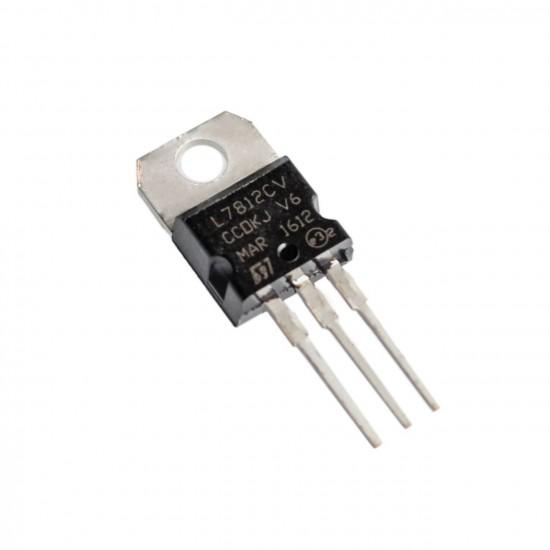 LM7812 - 12V Positive Voltage Regulator