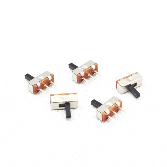 Slide Switch-PCB Mount Pitch 0.11 inch