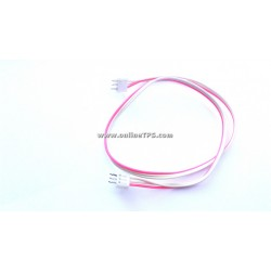3 Pin Male-Male Boarding Cable 2.54mm pitch