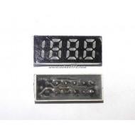 Three and Half -Seven Segment LED Display Module Size 1cm
