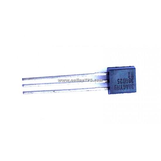 336B25-2.5V Shunt Regulator Diodes