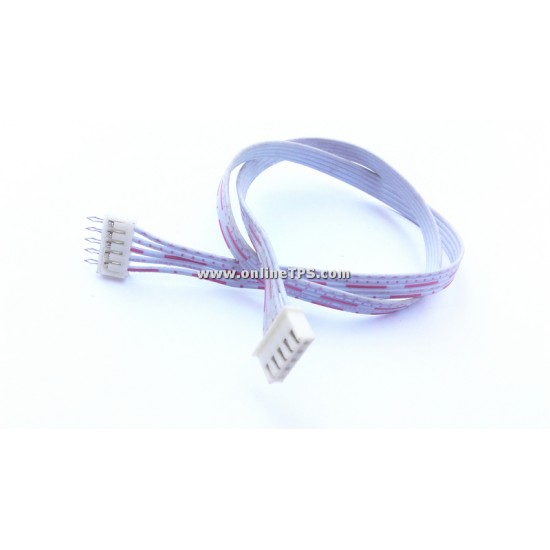 5 Pin Male-Female Boarding Cable 2.54mm pitch
