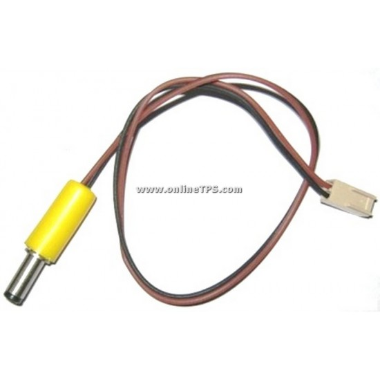 DC Jack to 2 Pin Relimate Connector Cable