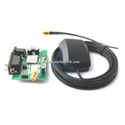GPS Module Evaluation Board With Antenna