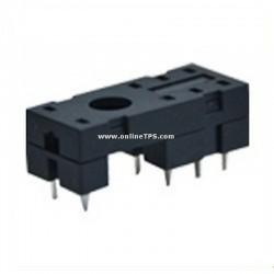 Relay Socket for GR2S PCB Mount