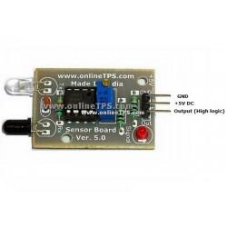 IR Reflective Sensor Module (IR LED/Photodiode)