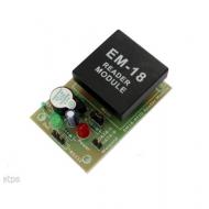 RFID Reader Board EM18 -125kHz  - TTL out
