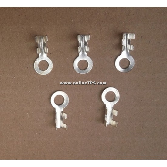 Electrical Wire Terminals O-Type