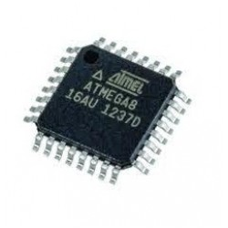 ATmega8L - 8PU Microcontroller 32-lead TQFP SMD Package