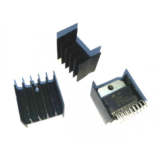 Heatsink for L298 Motor Driver IC  Multiwatt15 V Package