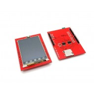 2.4 inch TFT Touch Screen LCD Arduino Shield with Stylus Pen