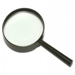 Magnifying Glass - Lens