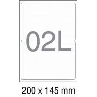 NOVA jet Multipurpose Label(MPL) 02L
