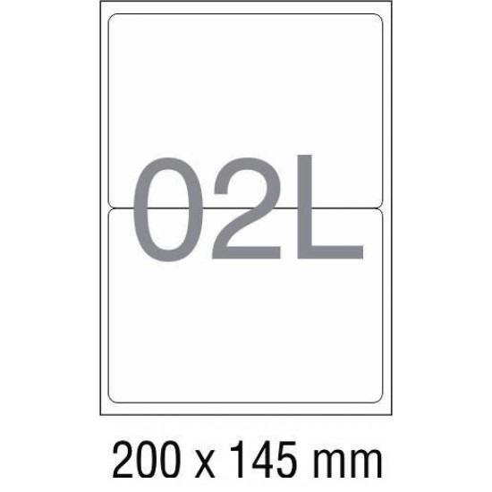 NOVA jet Multipurpose Label(MPL) 02L