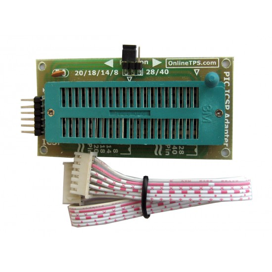 ICSP Programmer Adapter for Microchip PICKIT2 PICKIT3